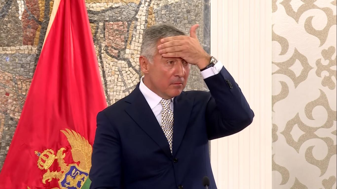 Doba Crnogorske Patokratije