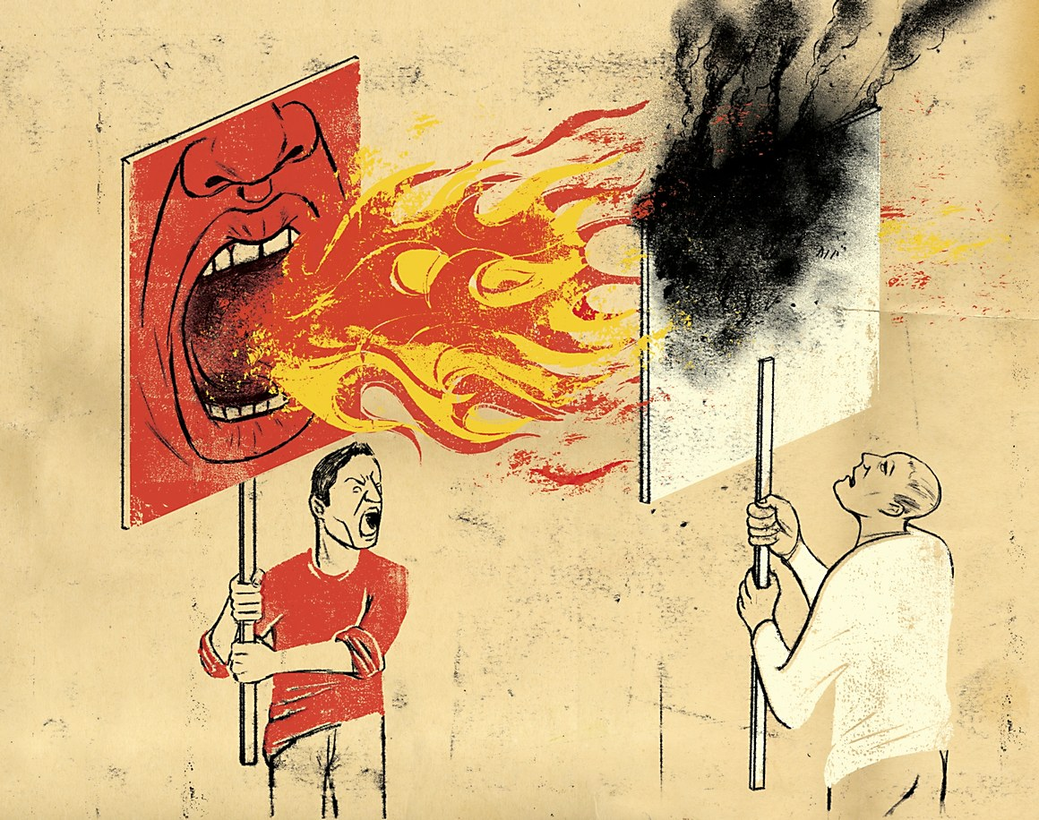 Govor mržnje